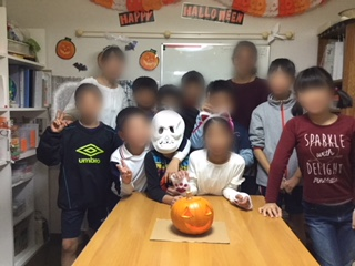 2018 JLS Kids Halloween – Carving Jack-o'-Lantern